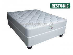 Restonic - Alaska Firm - Queen Size Bed - 200cm