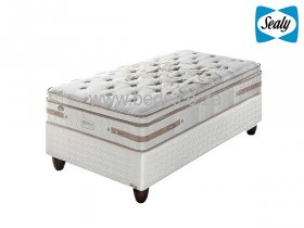 Sealy Posturepedic - Chamberry Gel Medium Pillow Top - Three Quarter Bed - 200cm