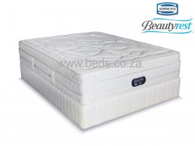 Simmons Beautyrest - Hybrid Plush Crescendo - Queen Size Bed - 188cm