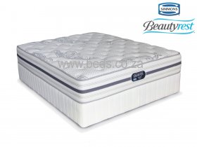 Simmons Beautyrest - Recharge Ultra - Firm - Queen Size Bed - 188cm