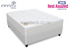 Rest Assured - Body Posture - Queen Size Bed - 200cm