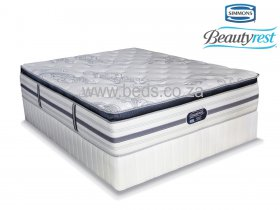 Simmons Beautyrest - Recharge Ultra - Luxury Pillow Top - Double Bed - 200cm