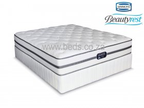 Simmons Beautyrest - Classic - Plush - Queen Size Bed - 200cm
