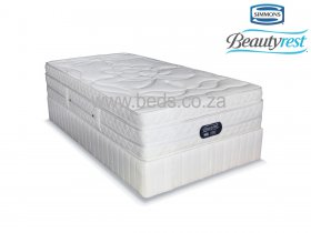Simmons Beautyrest - Hybrid Plush Crescendo - Single Bed - 188cm