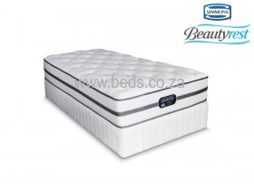 Simmons Beautyrest - Classic - Plush - Three Quarter Bed - 200cm