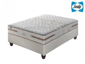 Sealy Posturepedic - Chamberry Gel Firm - Double Bed - 200cm