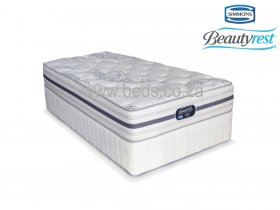 Simmons Beautyrest - Recharge Ultra - Firm - Three Quarter Bed - 188cm