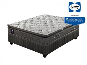 Sealy Posturepedic - Amon Plush- Queen Size Bed - 188cm