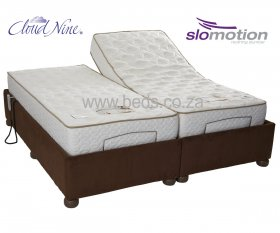 Cloud Nine - Slomotion - Memory - King Size Bed - 200cm