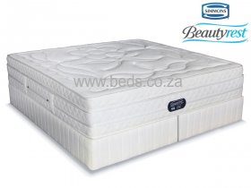 Simmons Beautyrest - Hybrid Plush Crescendo - King Size Bed - 200cm