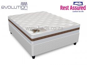 Rest Assured - St Andrews - Double Bed - 188cm
