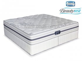 Simmons Beautyrest - Recharge Ultra - Firm - King Size Bed - 200cm