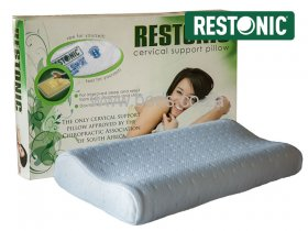 Restonic - Cervical Support Pillow - Contour