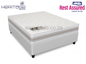 Rest Assured - Weightmaster - Double Bed - 200cm