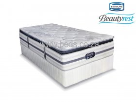 Simmons Beautyrest - Recharge Ultra - Luxury Pillow Top - Three Quarter Bed - 188cm