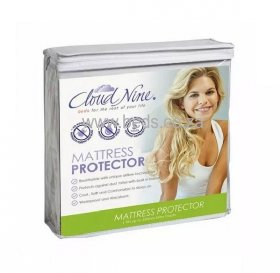 Cloud Nine - Waterproof Mattress Protector - Double