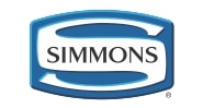 Simmons Single Beds