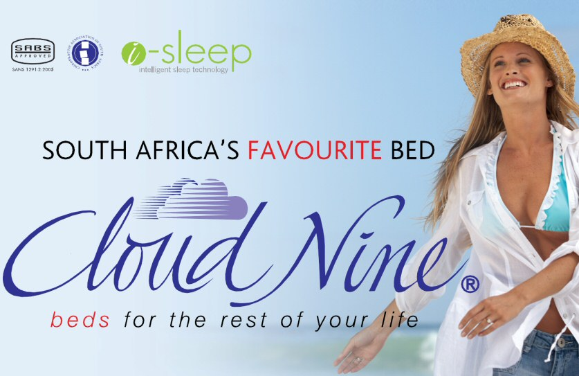 Cloud Nine beds and mattresses  by size